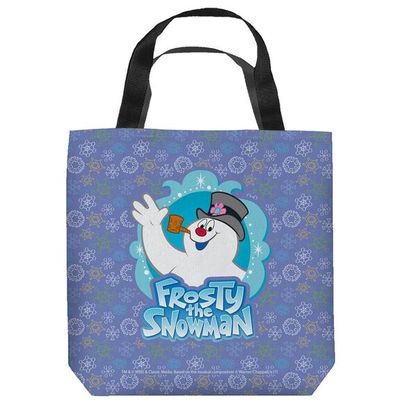 Frosty The Snowman Frosty The Snowman Tote