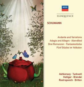 Vladimir Ashkenazy - Schumann: Chamber Music