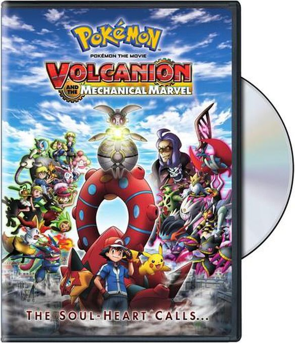 Pokemon the Movie 19: Volcanion and the Mechanical Marvel