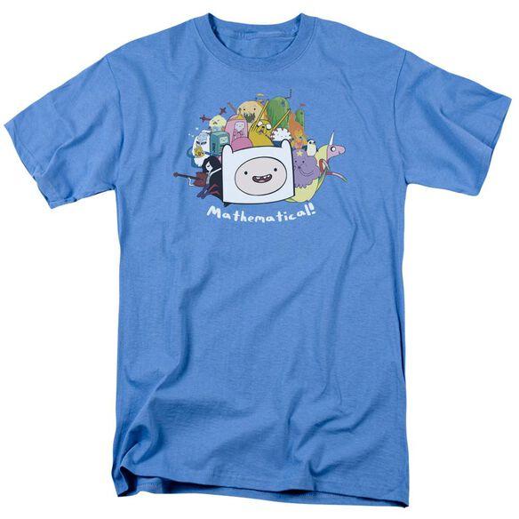 Adventure Time Mathematical Short Sleeve Adult Carolina T-Shirt