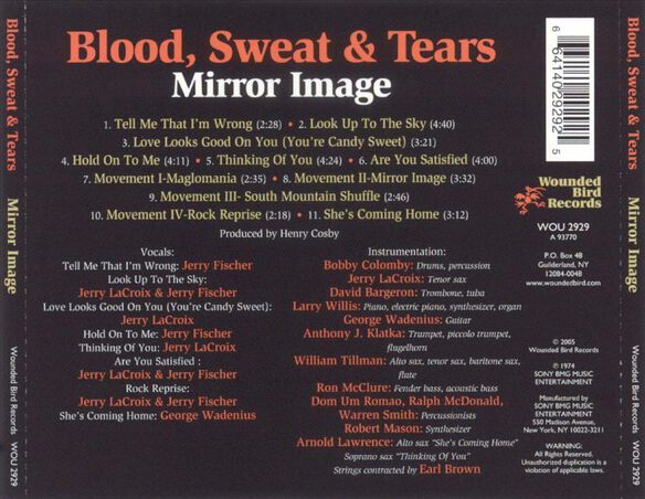 Mirror Image 0805