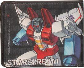 Transformers Decepticon Starscream Wallet