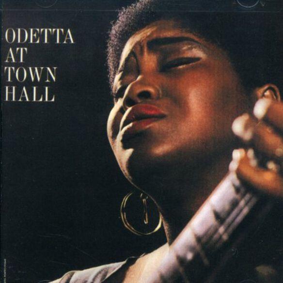 Odetta - At Town Hall