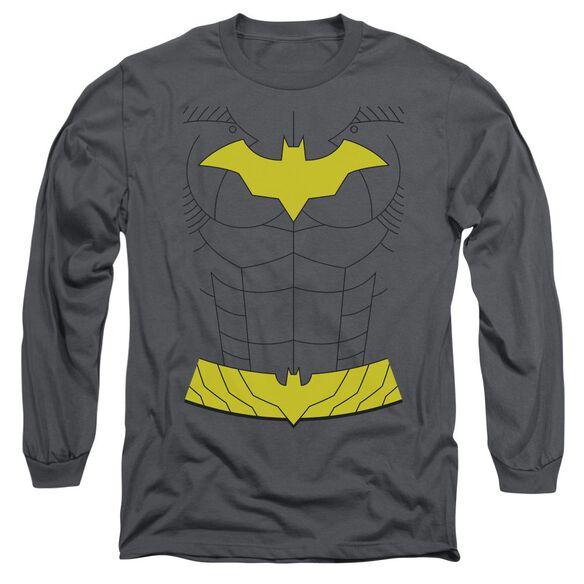 BATMAN NEW BATGIRL UNIFORM-L/S T-Shirt