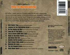 Bill Gaither - Bill Gaither's Best of Homecoming 2013