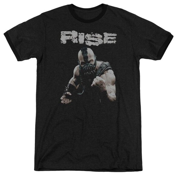 Dark Knight Rises Rise Adult Heather Ringer