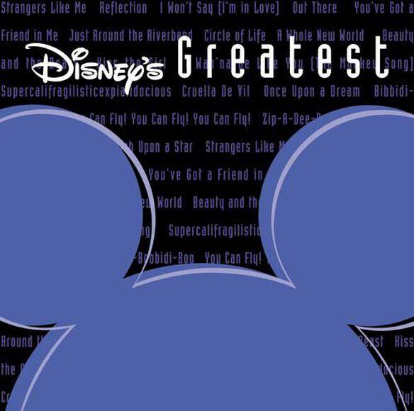 Disney's Greatest 1 / Various