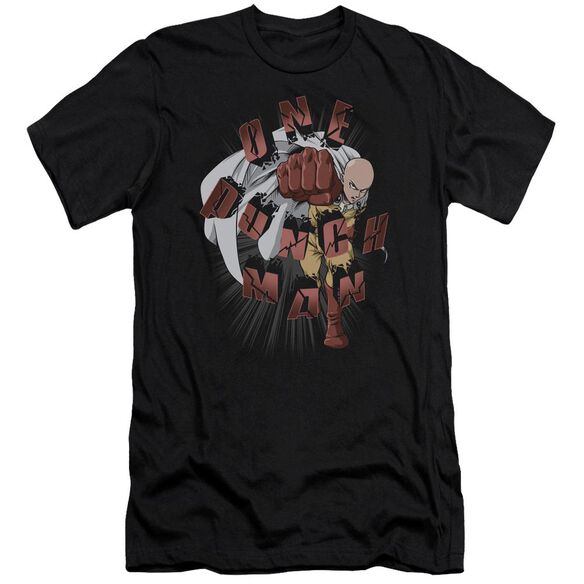 One Punch Man One Punch Hbo Short Sleeve Adult T-Shirt
