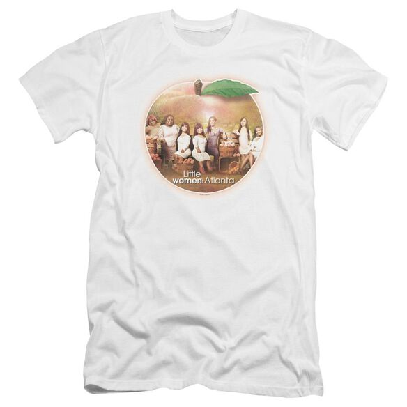 Little Women Atlanta Peach Pie Hbo Short Sleeve Adult T-Shirt