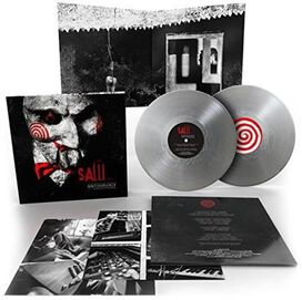 Charlie Clouser - SAW Anthology 1 Soundtrack [Exclusive Silver Vinyl]