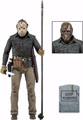 Friday the 13th Part 6 Jason Lives - Jason Voorhees Action Figure [Ultimate Version]