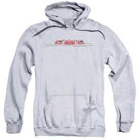 Gmc Chrome Logo Adult Pull Over Hoodie Athletic