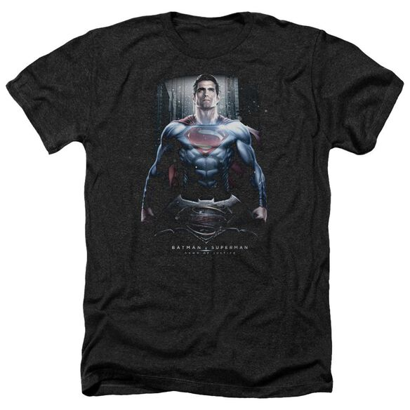 Batman V Superman Supe Ground Zero Adult Heather