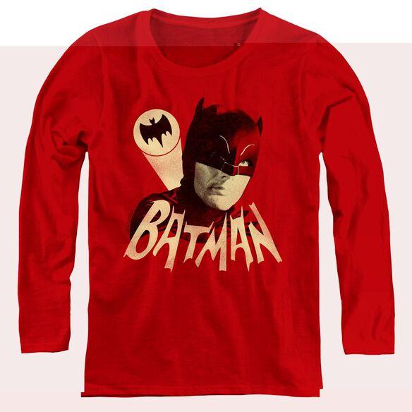 Batman Classic TV Bat Signal-womens Long