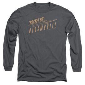 Oldsmobile Retro 88 Long Sleeve Adult T-Shirt