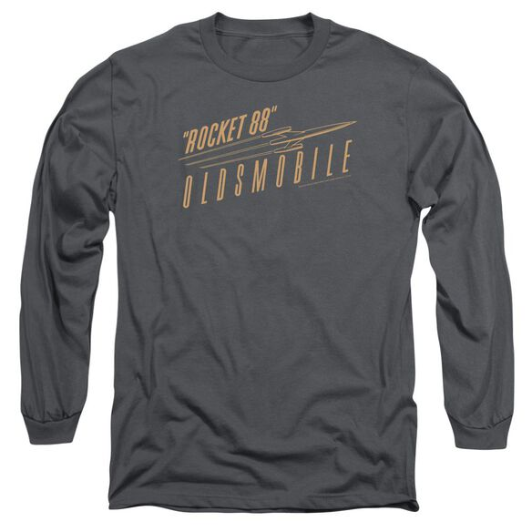 Oldsmobile Retro 88 Long Sleeve Adult T-Shirt