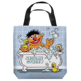 Sesame Street Rubber Ducky Tote