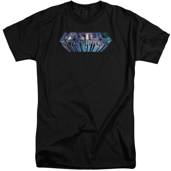 Masters Of The Universe Space Logo Short Sleeve Adult Tall T-Shirt