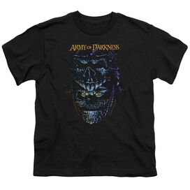 Army Of Darkness Evil Ash Short Sleeve Youth T-Shirt