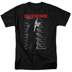 David Bowie Station To Station Short Sleeve Adult T-Shirt