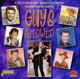 Various Artists - Guys Allowed / Various