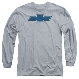 Chevrolet Simple Vintage Bowtie Long Sleeve Adult Athletic T-Shirt