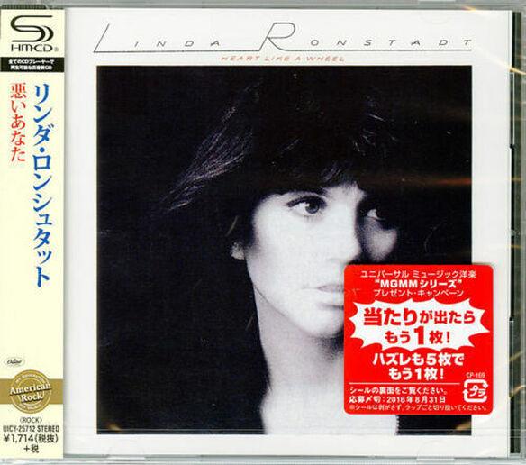 Linda Ronstadt - Heart Like a Wheel (SHM-CD)