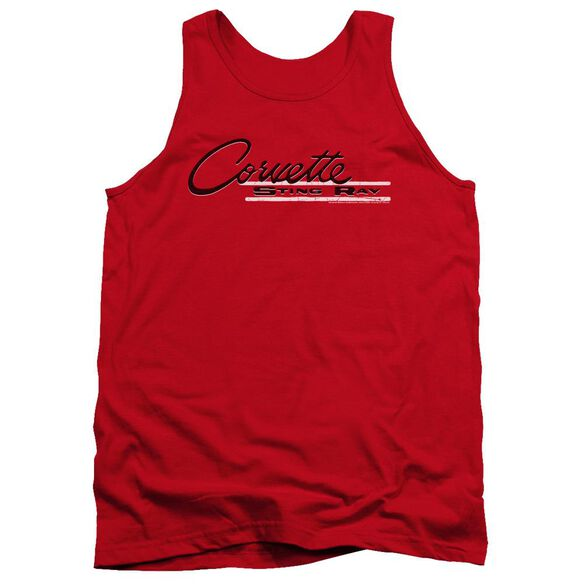 Chevrolet Retro Stingray Adult Tank