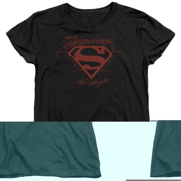 SUPERMAN LA-S/S T-Shirt