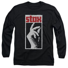 Stax Stax Distressed Long Sleeve Adult T-Shirt