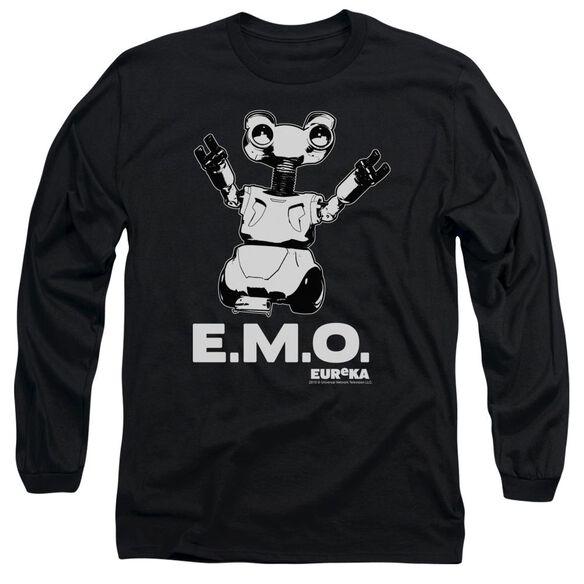Eureka Emo Long Sleeve Adult T-Shirt
