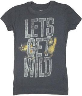 Where the Wild Things Are Get Wild Baby Tee