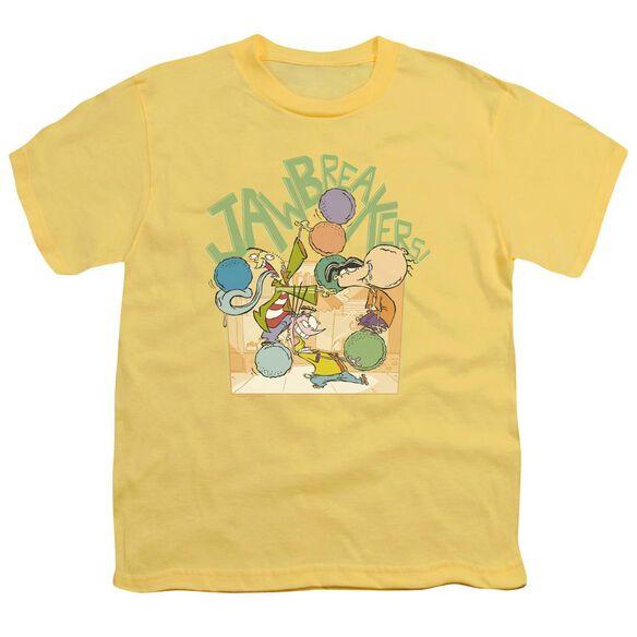 Ed Edd N Eddy Jawbreakers Short Sleeve Youth T-Shirt