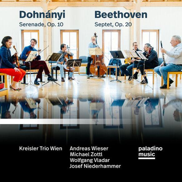 Various Artists - Dohnanyi: Serenade, Op. 10 Beethoven: Septet Op. 20 (Various Artists)