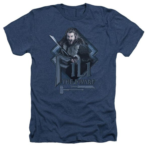 The Hobbit Fili Adult Heather