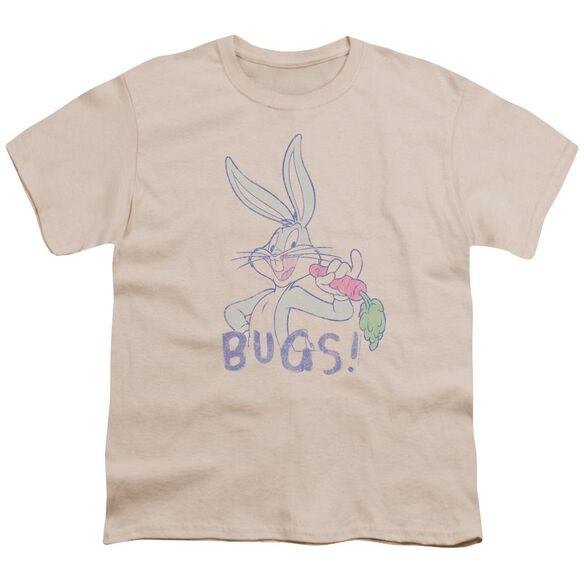 Looney Tunes Bugs Short Sleeve Youth T-Shirt