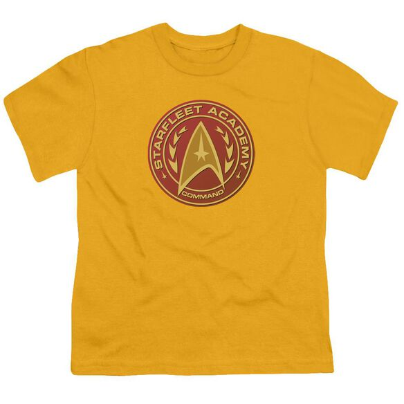 Star Trek Command Short Sleeve Youth T-Shirt