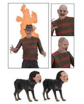 "NECA Nightmare on Elm Street Part 2 Freddy 7"" Ultimate Action Figure"