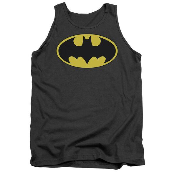 Batman Classic Bat Logo Adult Tank