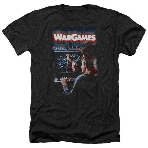 Wargames Poster Adult Heather