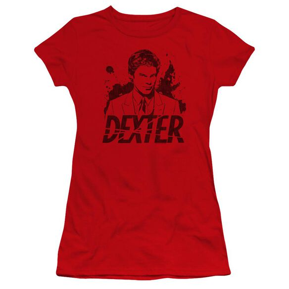 Dexter Splatter Dex Premium Bella Junior Sheer Jersey
