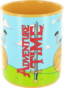 Adventure Time Jake Handle Jumbo Mug