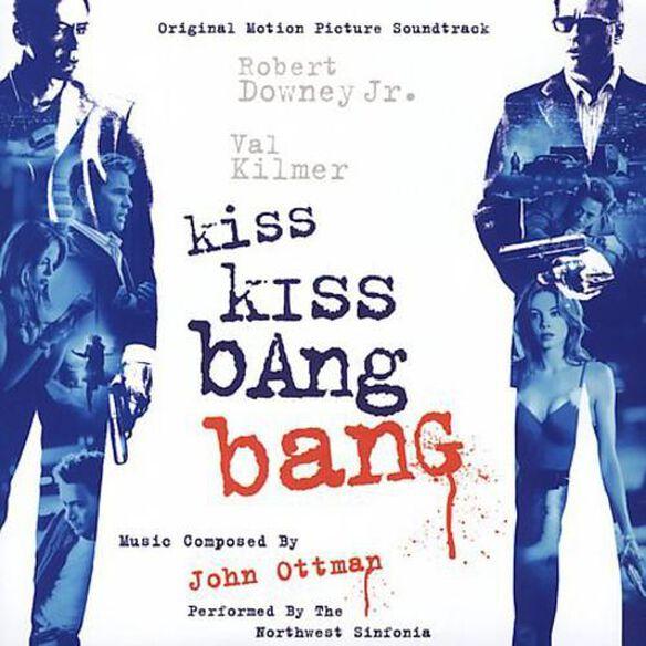 John Ottman - Kiss Kiss Bang Bang (Original Soundtrack)