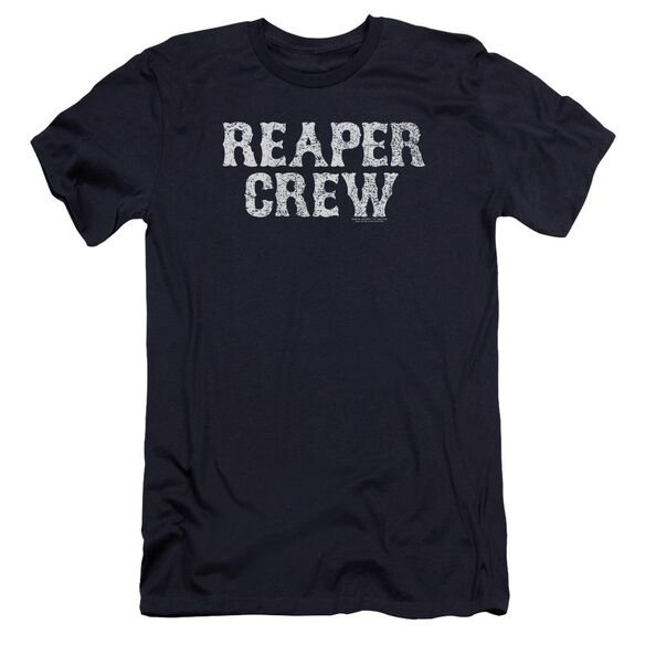 Sons Of Anarchy Reaper Crew Premuim Canvas Adult Slim Fit
