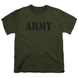Army Army Short Sleeve Youth Military T-Shirt