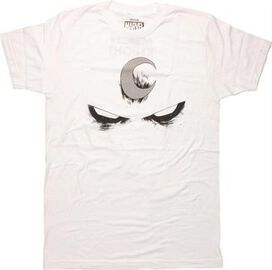 Moon Knight From the Dead T-Shirt Sheer