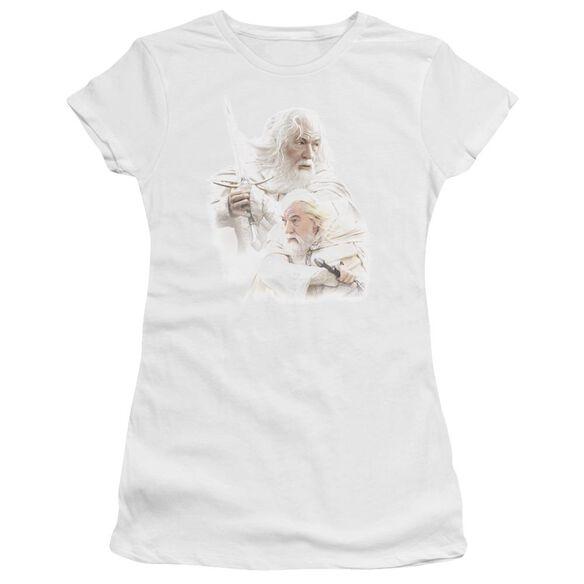 Lor Gandalf The Short Sleeve Junior Sheer T-Shirt