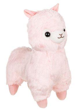 Alpacasso Pink Alpaca Plush