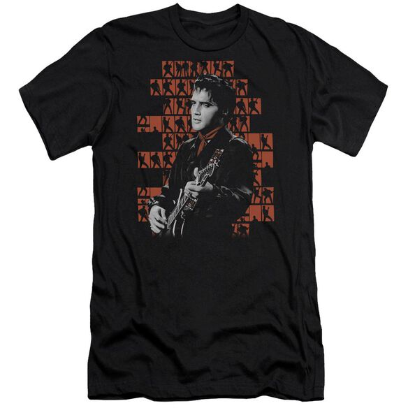 Elvis 1968 Premuim Canvas Adult Slim Fit