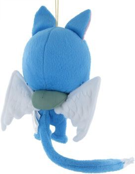 Fairy Tail Angelic Wings Happy Plush